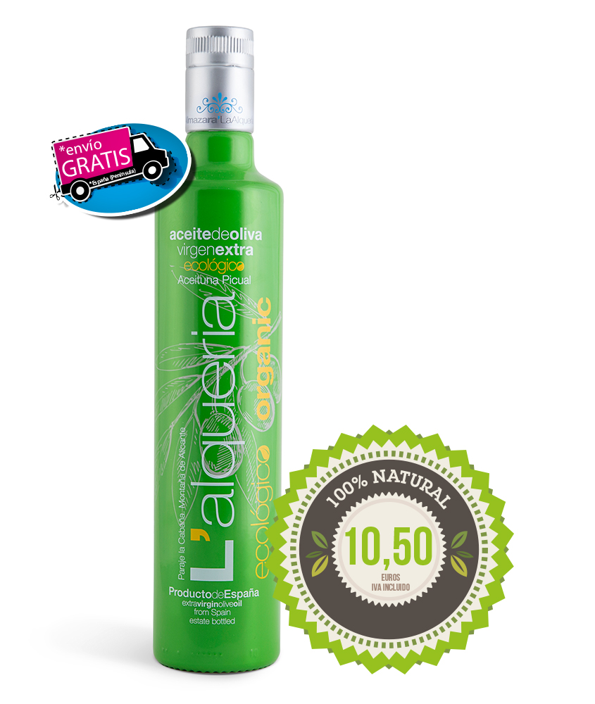 Botella Picual ECO 500mL